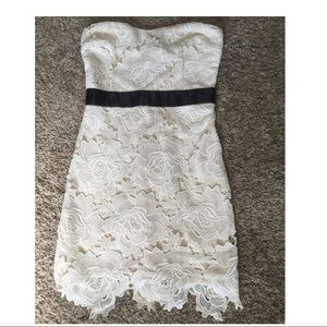Lulu White Lace dress